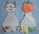 Two letters from Grade 2 fans - click for reviews page
