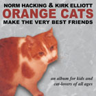 Orange Cats CD cover, click for details