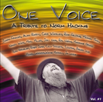 One Voice tribute CD cover, click for more details